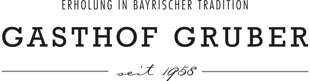 logo Gruber-schwarz